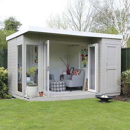 14 garden house office