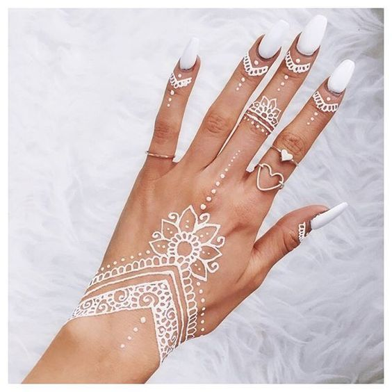 7 simple tattoo henna