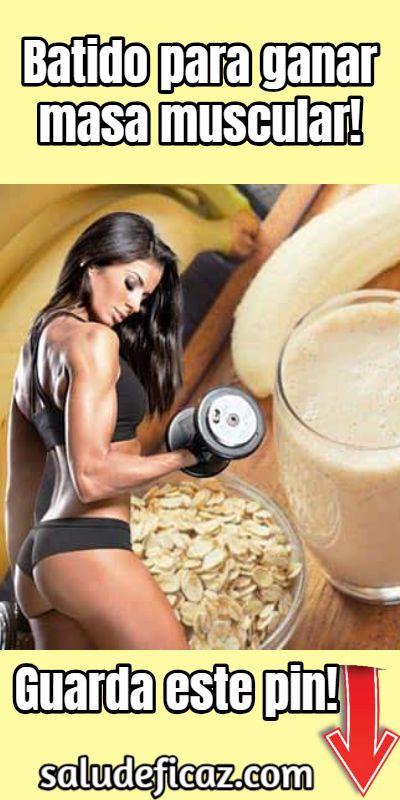 batido ideal para aumentar masa muscular -   17 dietas para masa ideas