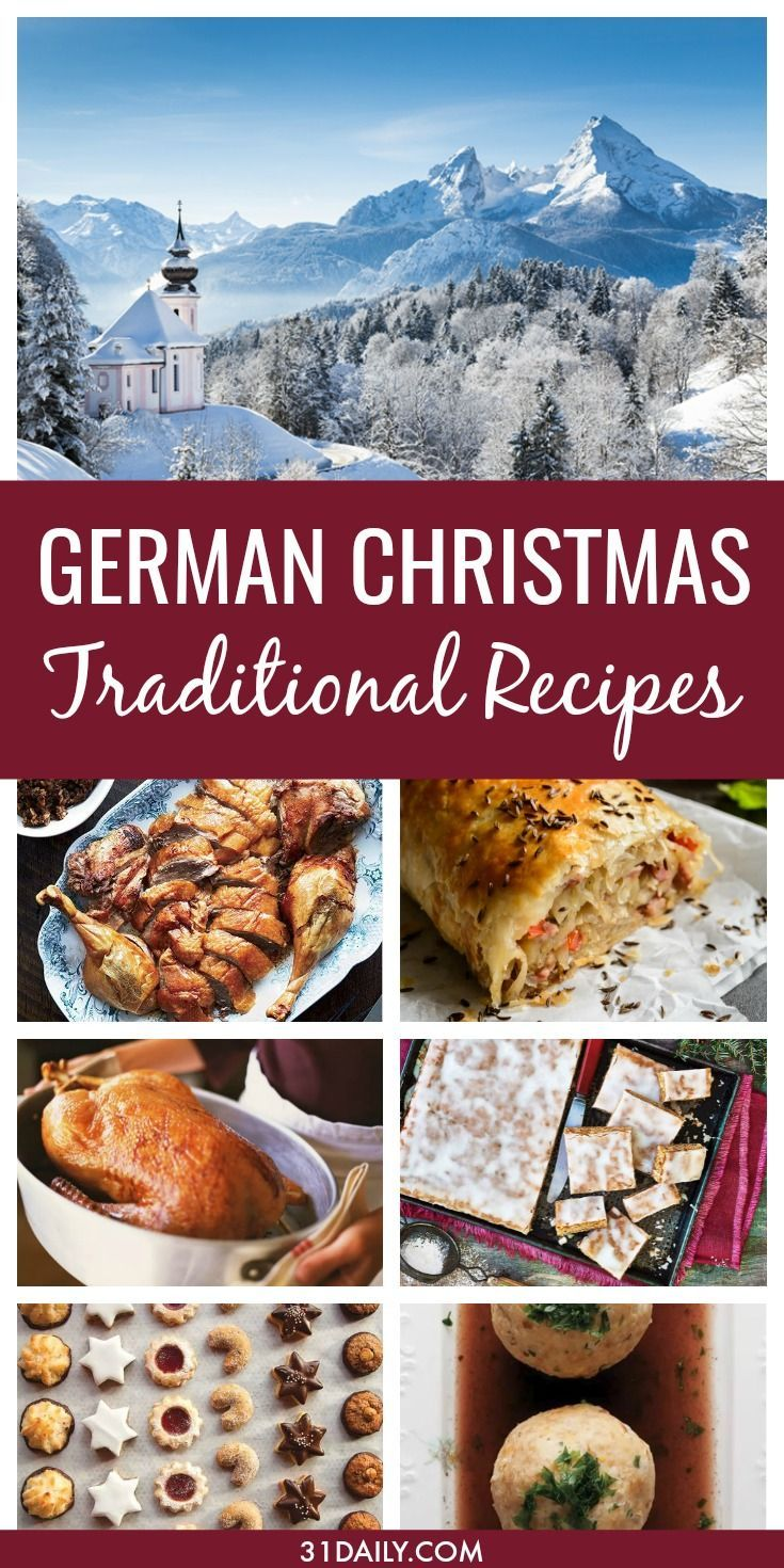 16 international christmas recipes