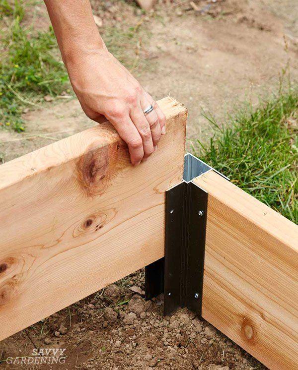 16 elevated raised garden ideas