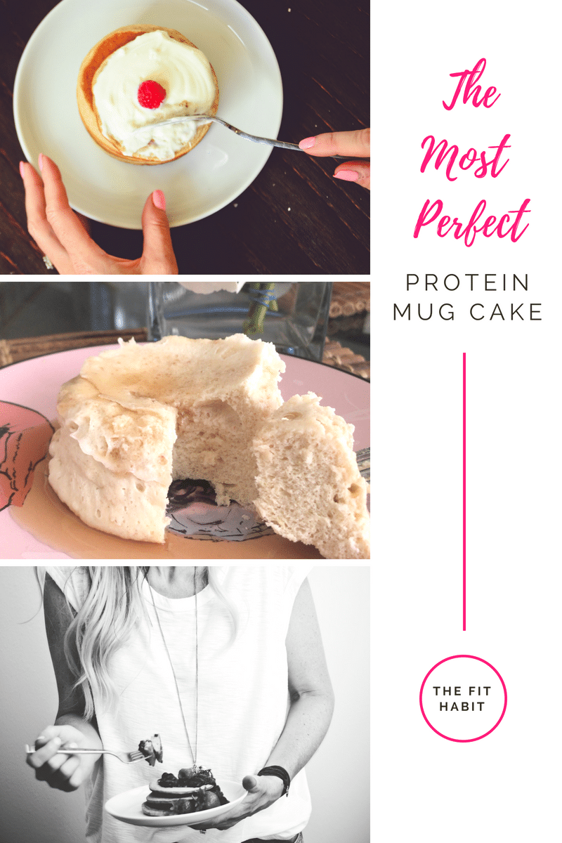 11 cake Mug clean eating