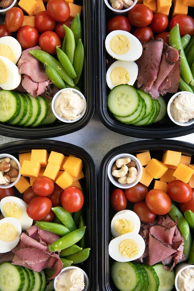 22 fitness meals work lunches