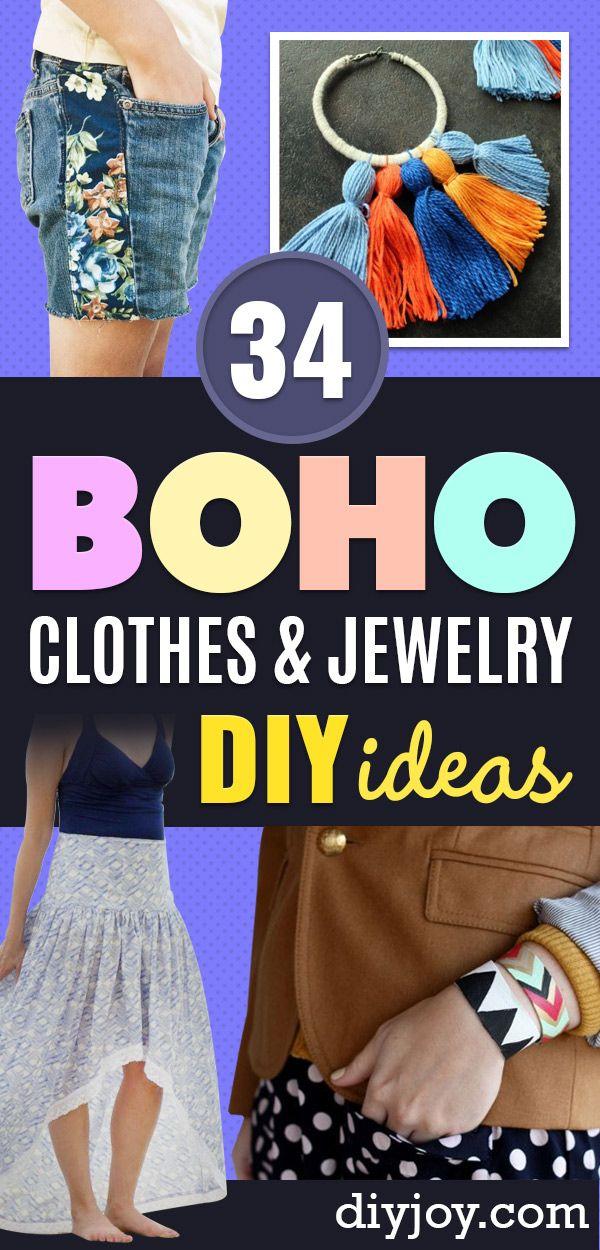20 DIY Clothes Fashion tutorials ideas