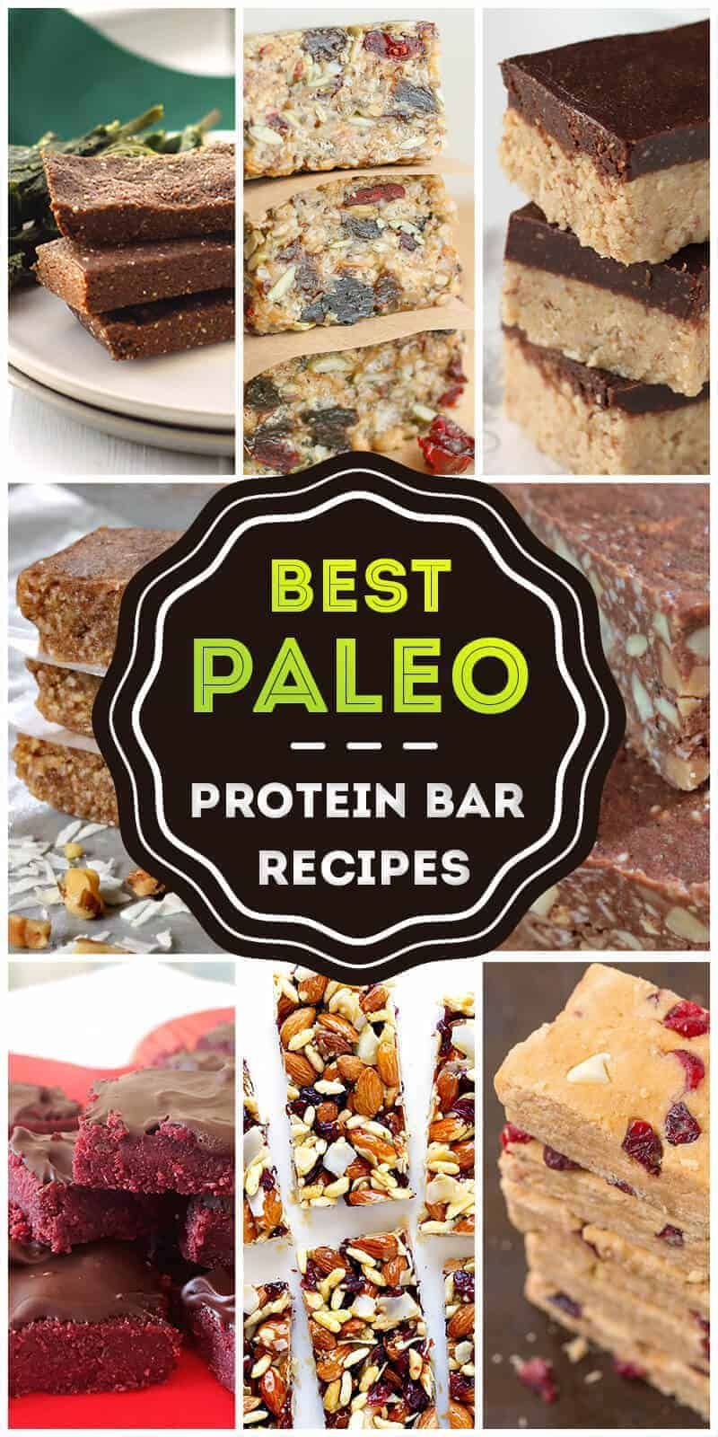 16 diet desserts protein bars