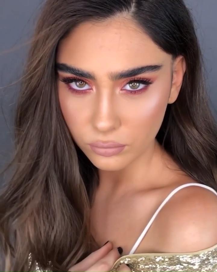 11 full makeup Tutorial ideas