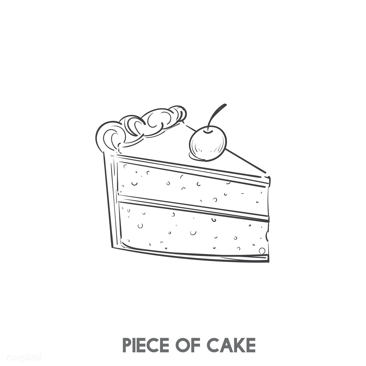 11 baking cake Illustration