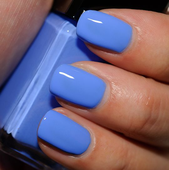 10 hair Blue nail nail