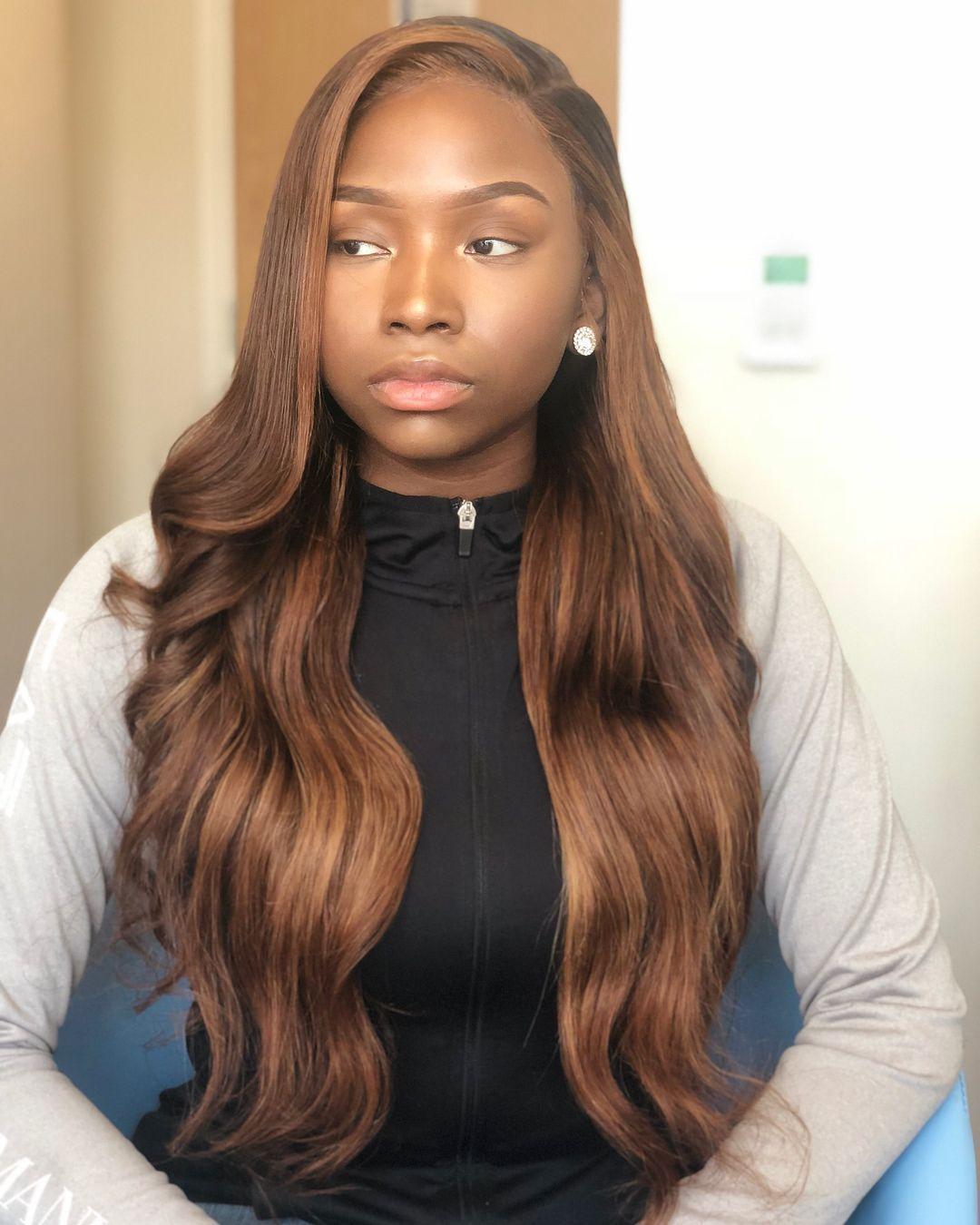 12 hairstyles Weave long ideas