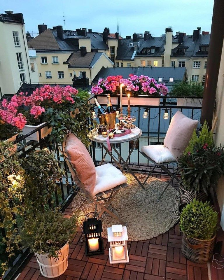 19 planting balcony ideas