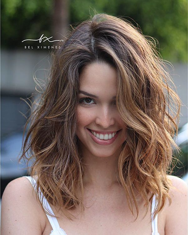 17 hair Natural wavy ideas