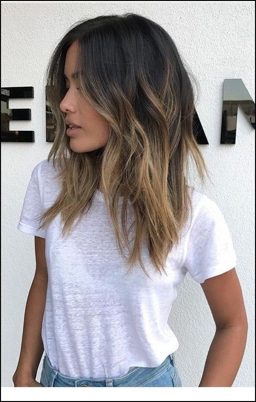 20 hairstyles Long color ideas