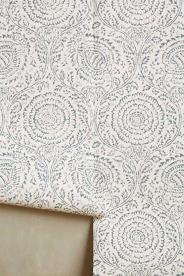 16 room decor Wall paper ideas