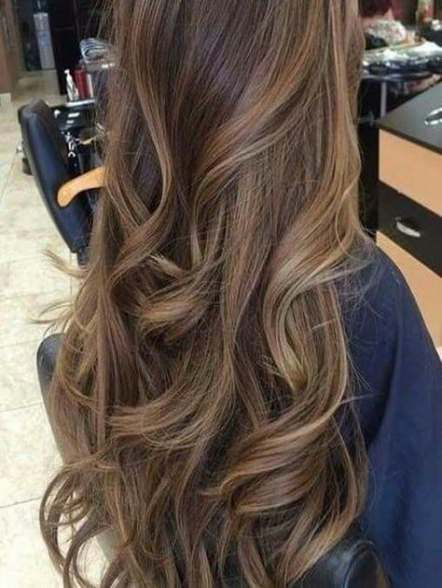 16 hair Trends brown ideas