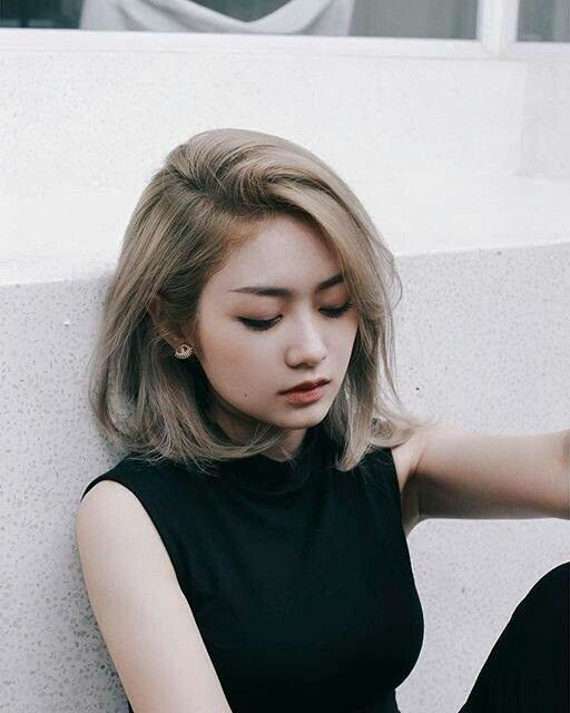 16 hair Women asian ideas