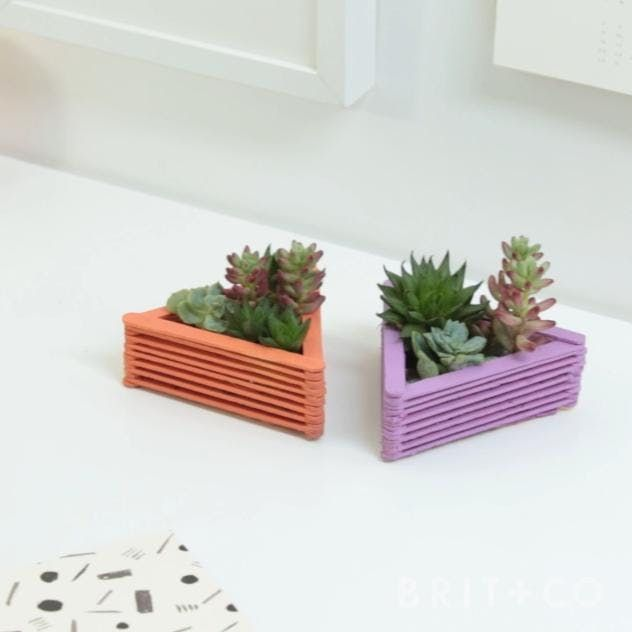 How to DIY Succulent Planters -   11 diy projects Creative videos ideas
