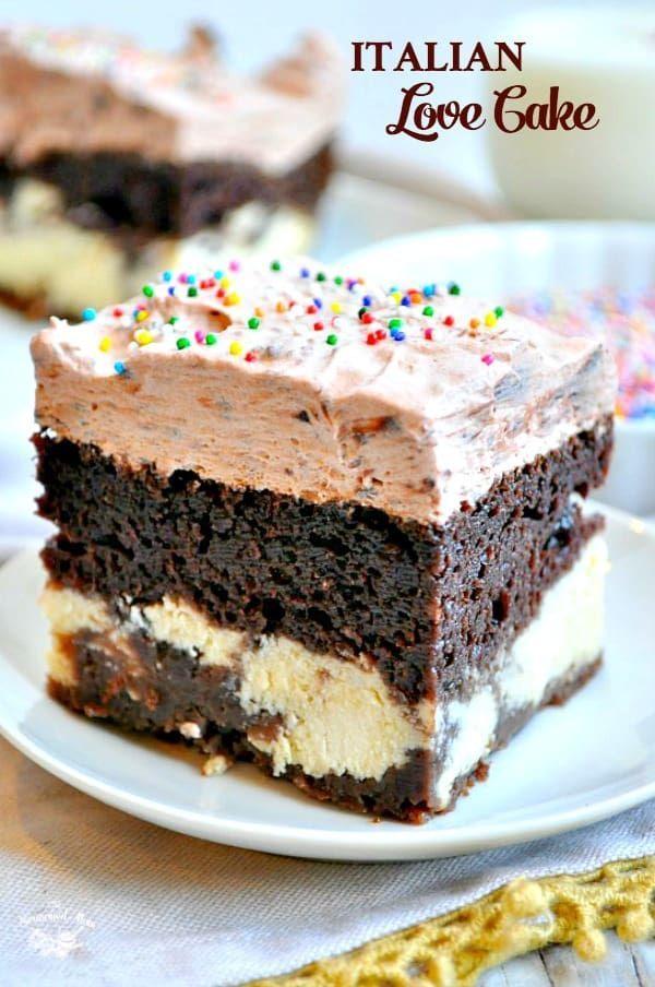 14 italian desserts Chocolate ideas