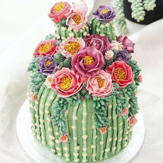 10 pretty cake Beautiful ideas