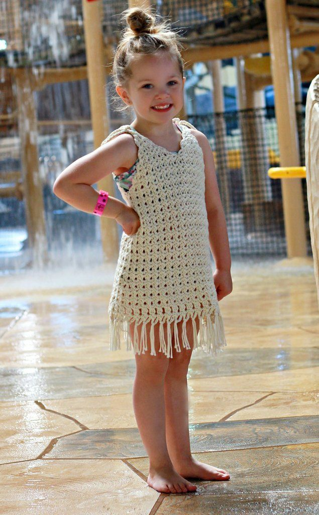 Fringe Cover Up Crochet Pattern Download -   22 knitting and crochet awesome ideas