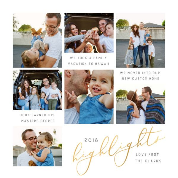 14 holiday Cards template ideas