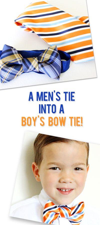 11 DIY Clothes Man neck ties ideas