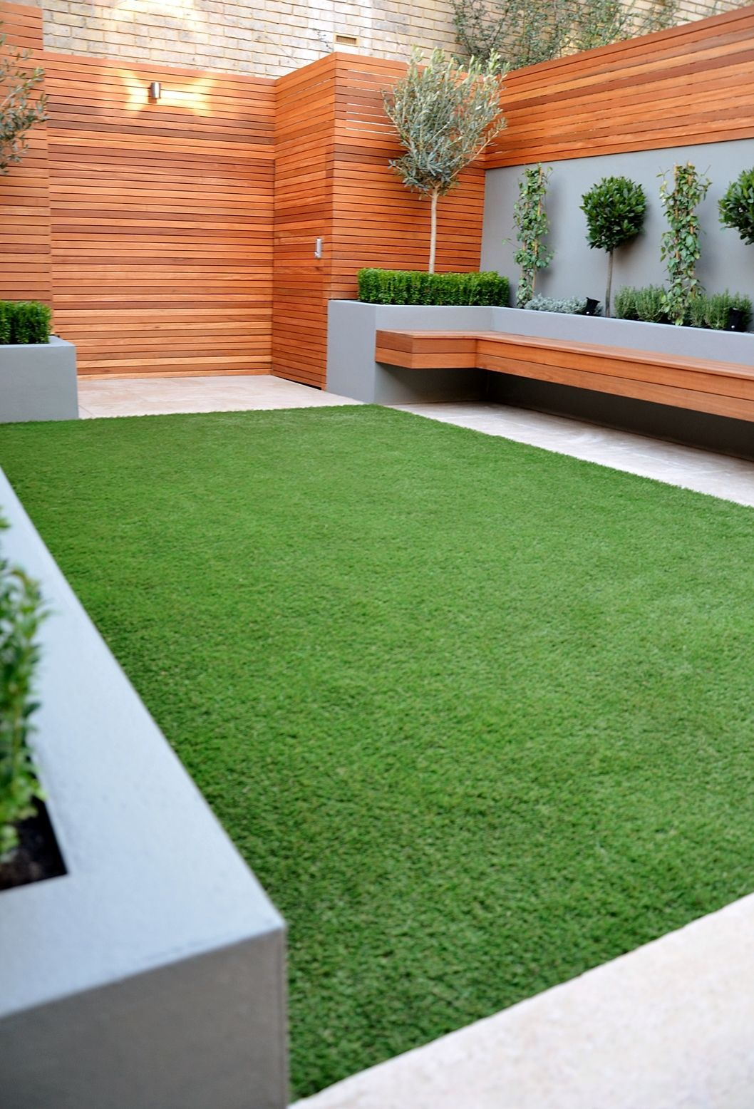 13 garden design Modern house ideas