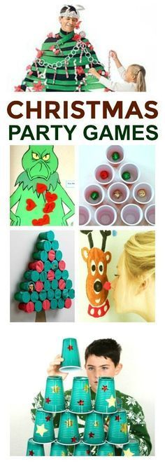 14 holiday Party for kids ideas