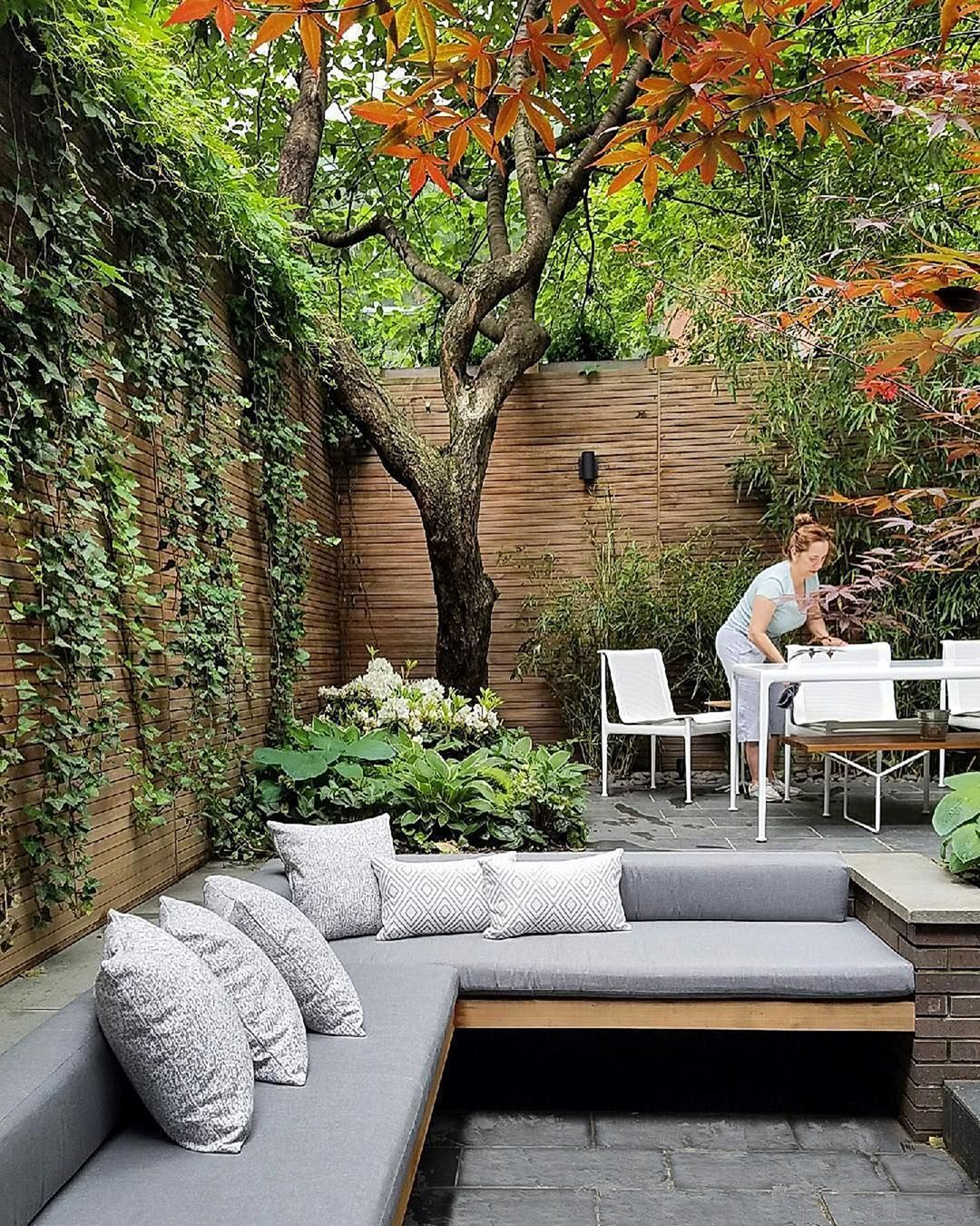 14 garden design Fence outdoor living ideas