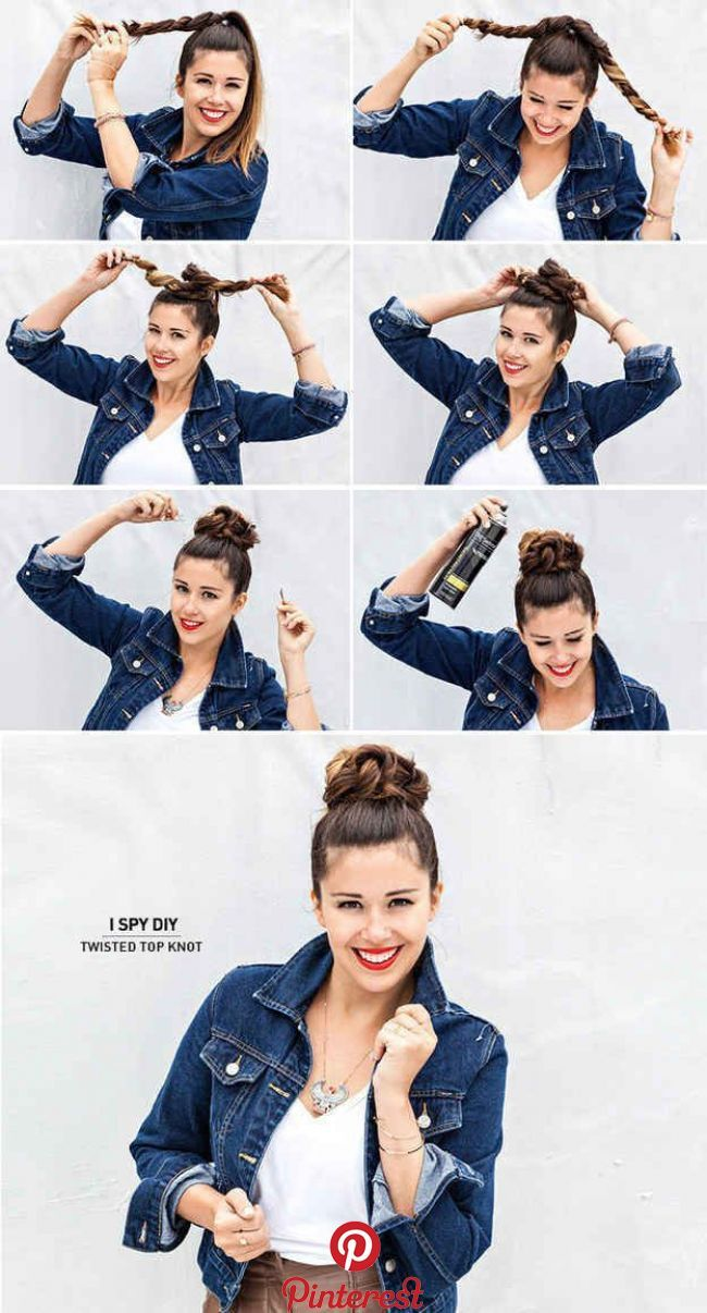 14 hairstyles Quick locks ideas