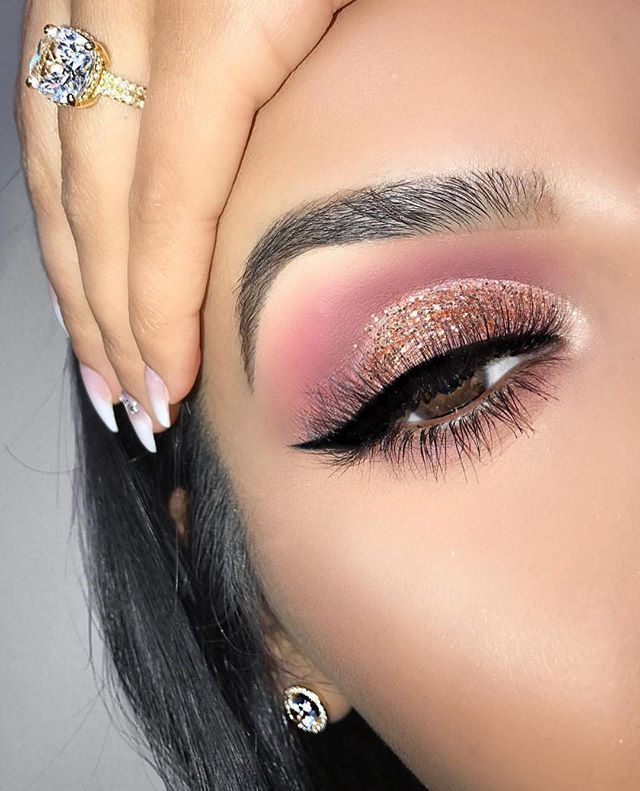 10 makeup Pink smokey ideas