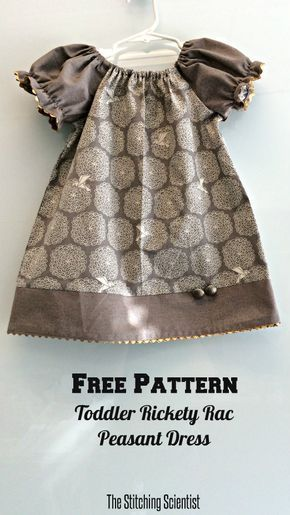 18 dress Patterns peasant ideas