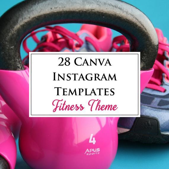12 fitness Instagram calendar ideas
