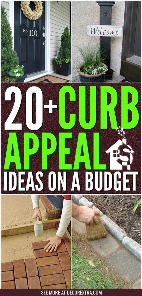 17 diy projects Outdoor budget ideas
