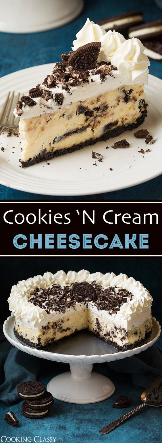 16 desserts Cheesecake treats ideas