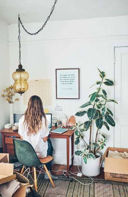 11 planting Office decor ideas