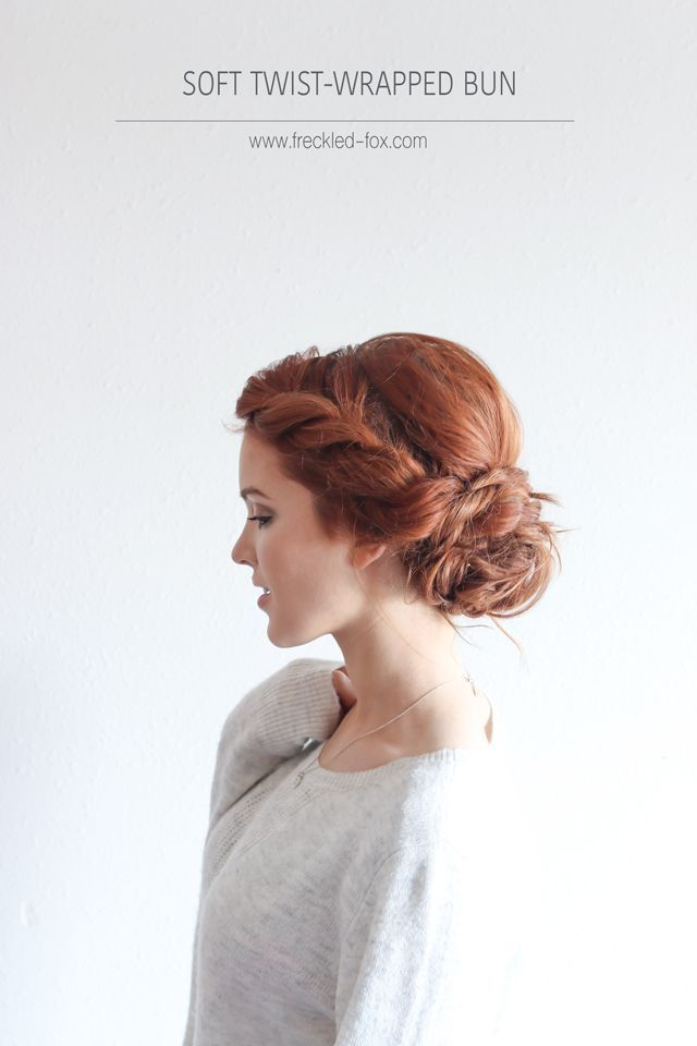 15 hairstyles Easy freckled fox ideas