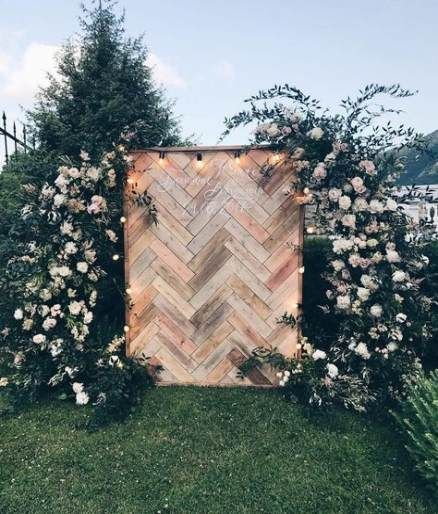 19 wedding Simple backyard ideas