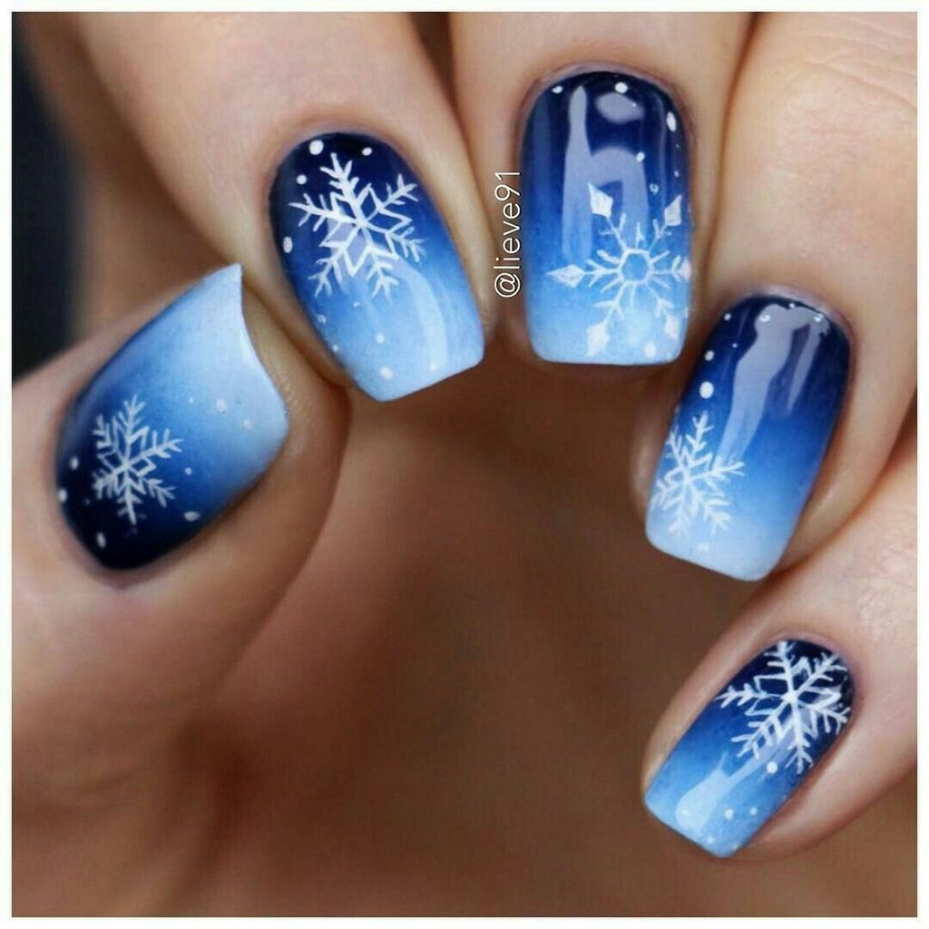 20 holiday Nails winter ideas