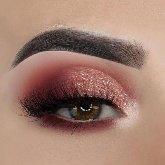 11 makeup Pink smokey ideas
