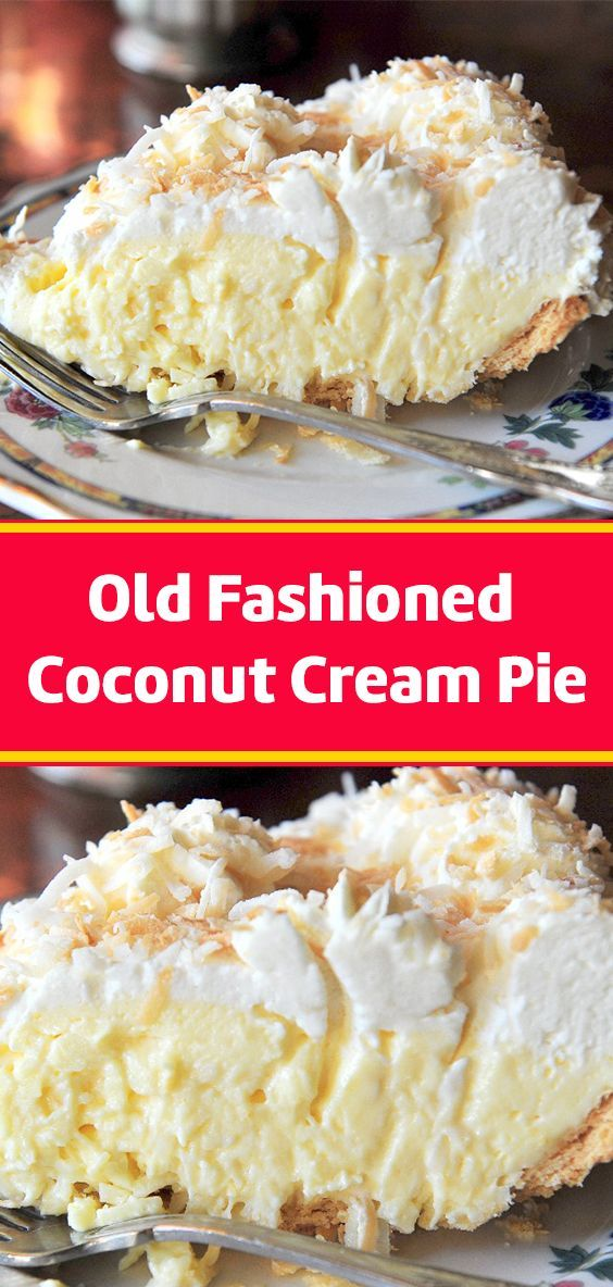 12 desserts Coconut cooking ideas