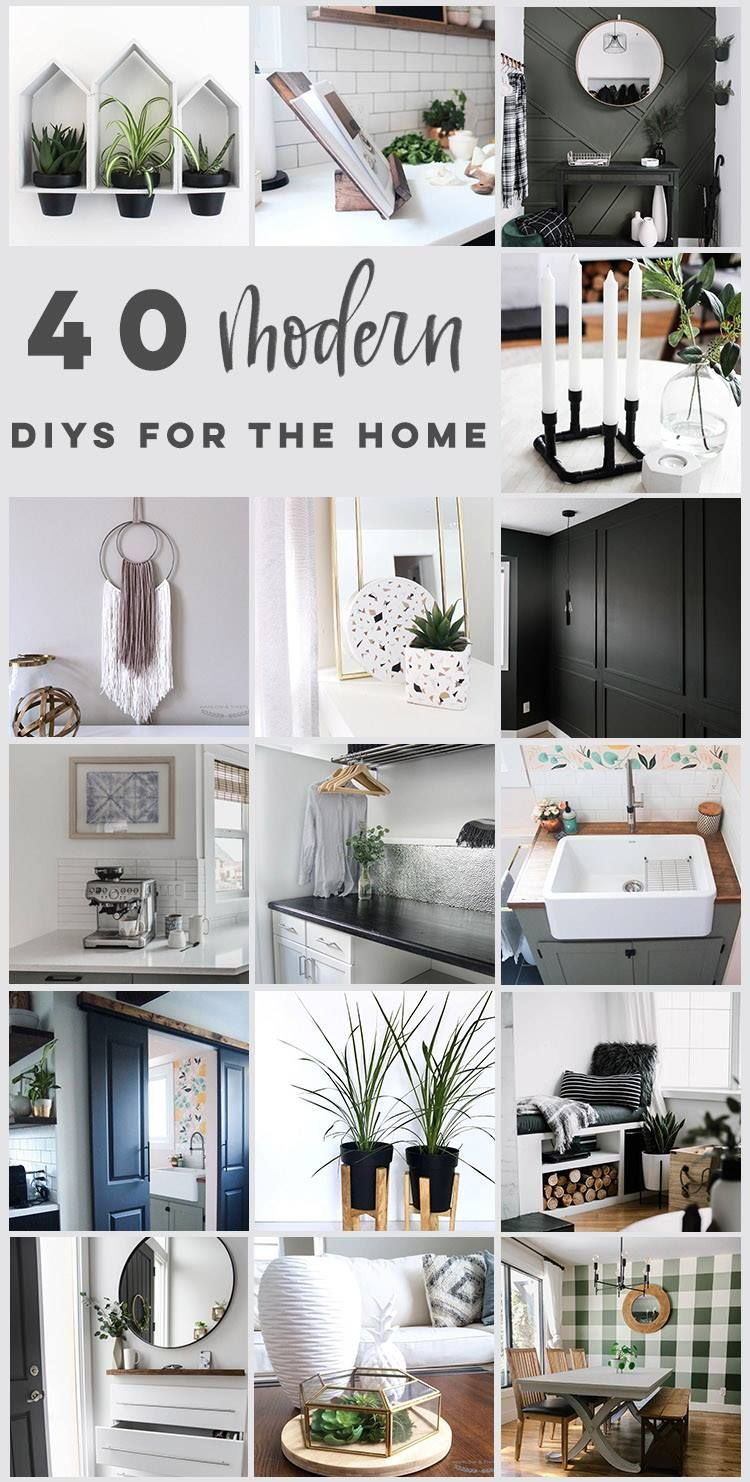 18 diy projects For The Home apartments ideas