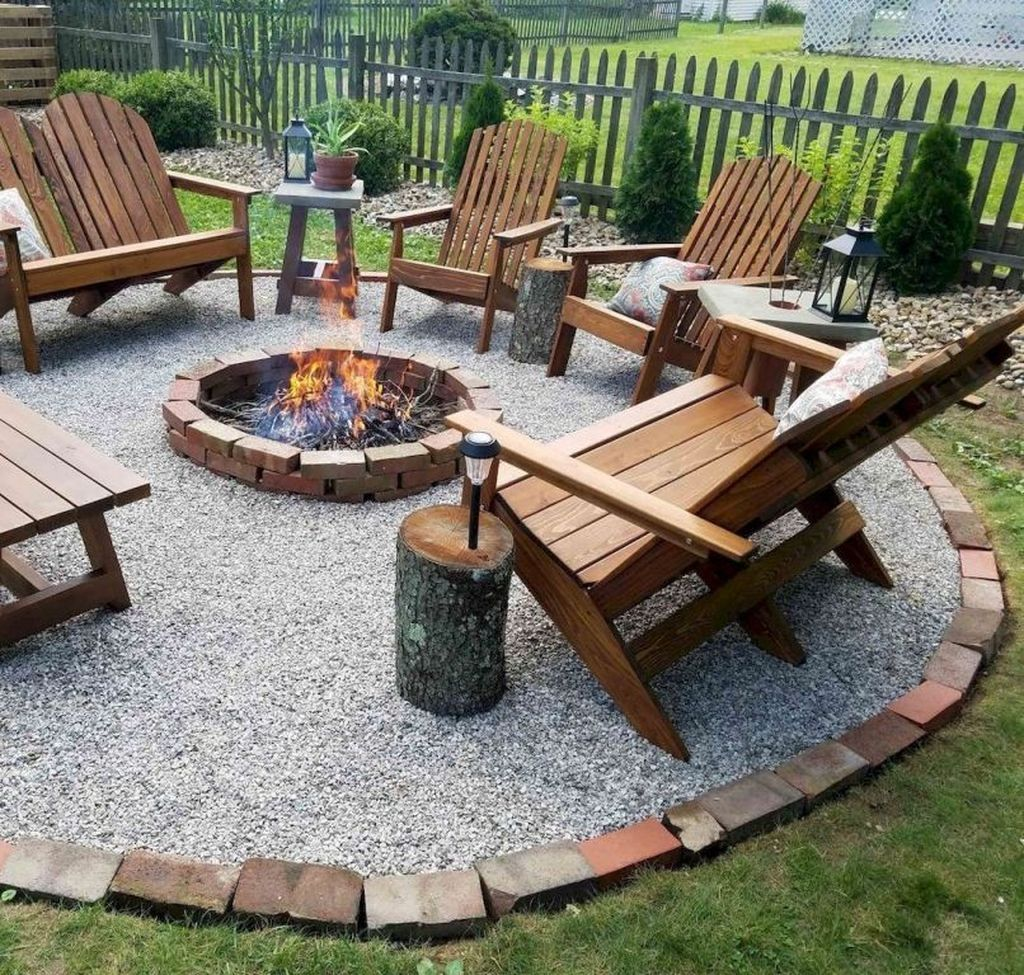 13 garden design Backyard fire pits ideas