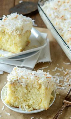 7 cake Coconut families ideas