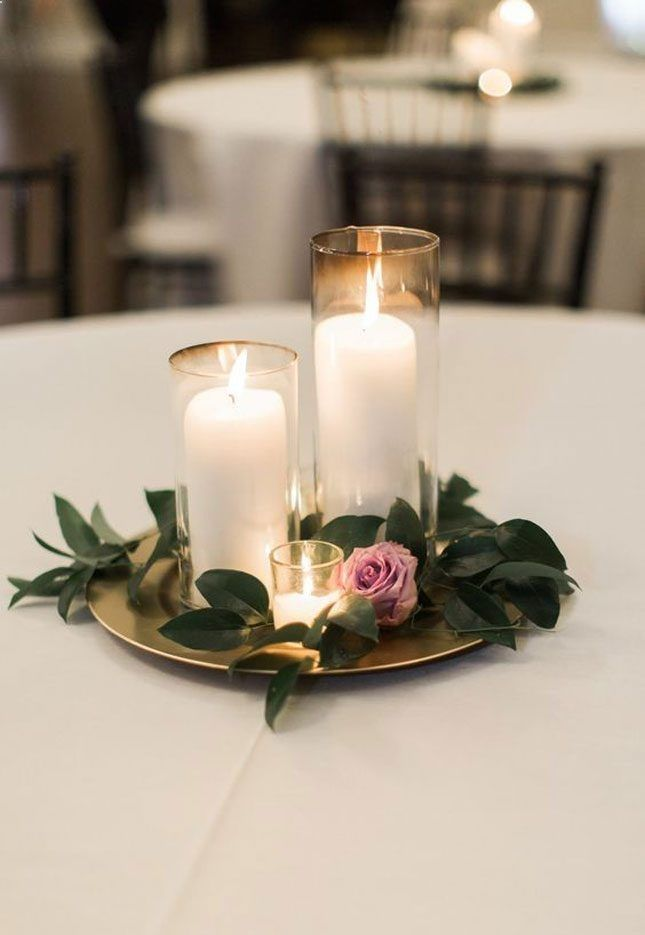 15 wedding Simple decorations ideas