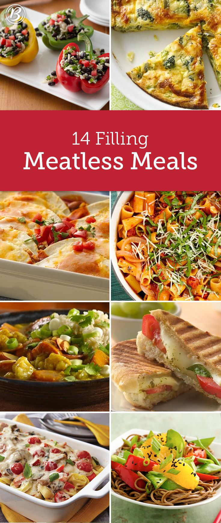 7 no meat diet Meals ideas