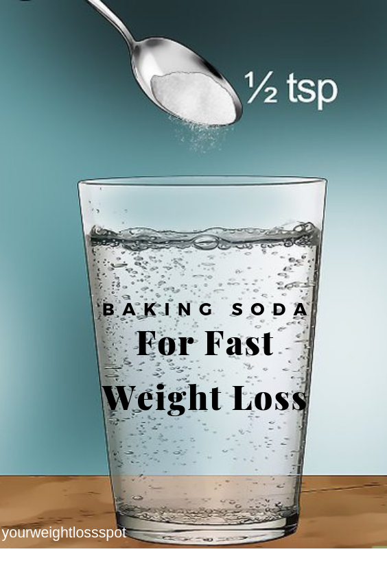 How To Use Baking Soda For Fast Weight Loss -   15 diet weight loss drinks ideas