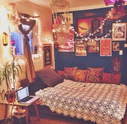 13 room decor Hippie nature ideas