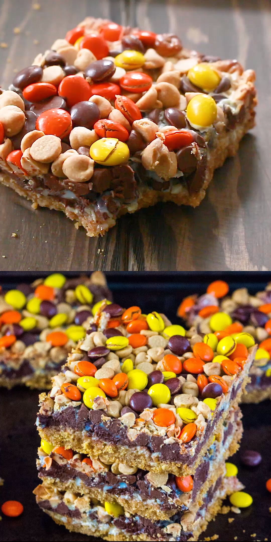 24 desserts Bars videos ideas