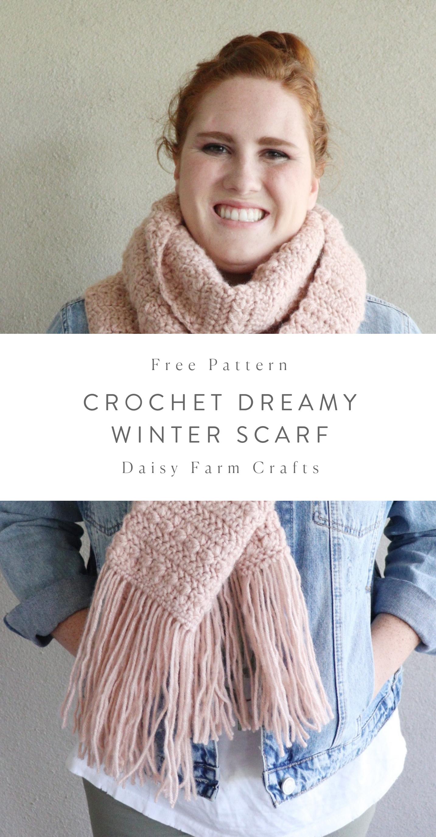 17 DIY Clothes Scarf free pattern ideas