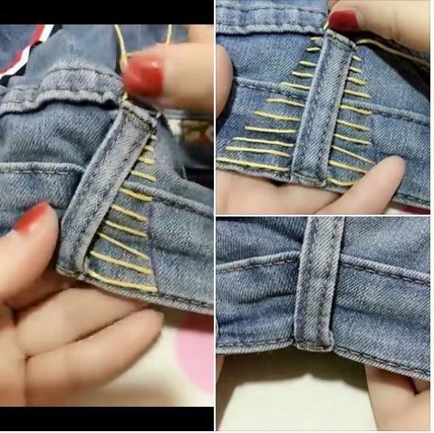 14 DIY Clothes Alterations how to make ideas